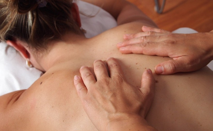Masaż ciała - technika klasyczna